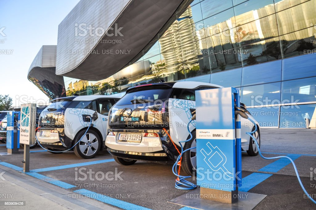 Royalty Free Electric Car Pictures Images And Stock Photos Istock