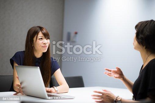 589445574istockphoto Two entrepreneur spirit women starting new business 541285666