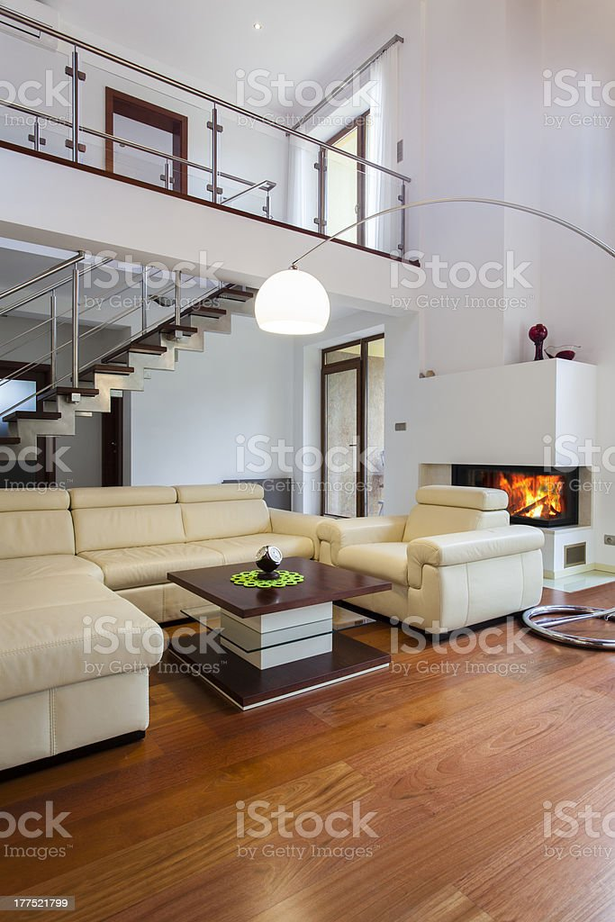 Two floors royalty-free stock photo