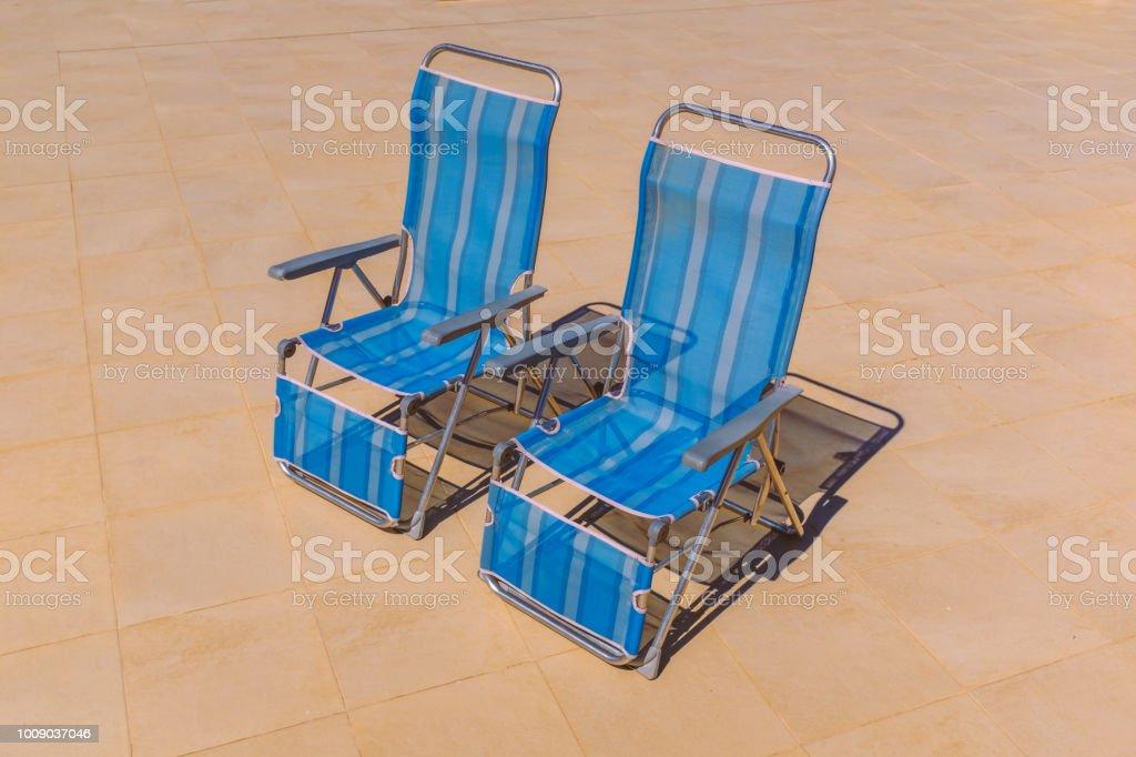 De Droit Deux Chaises Pliable Libre Longues En Photo Rayure Nylon m0N8Onwv