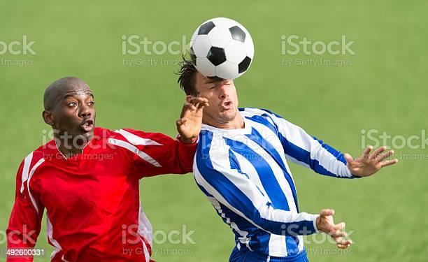 Two footballers in action picture id492600331?b=1&k=6&m=492600331&s=612x612&h=uiernmtbmely4kkxdhzofxocmy7b4upc d9cs pwoyo=