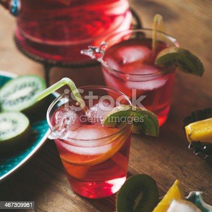 Two fresh drinks