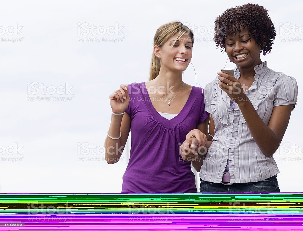 Two Friends Series Stock Photo - Download Image Now - iStock