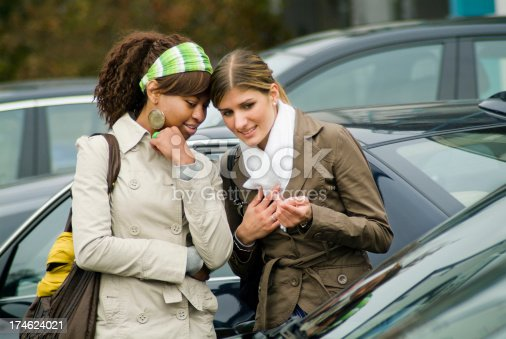 173607342 istock photo Two Friends Series 174624021