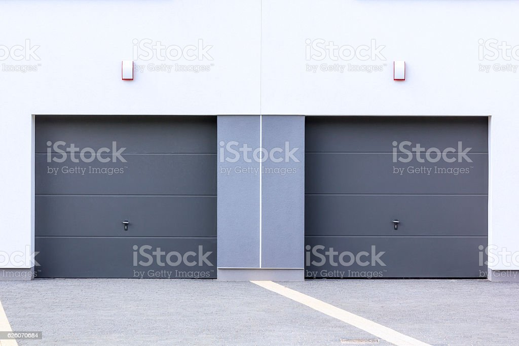 Two garages – Foto