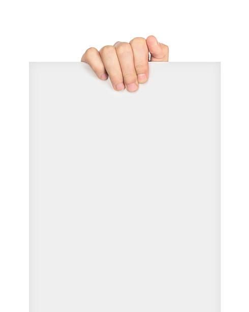 zwei hände halten große leere anzeige - handbemalte teller stock-fotos und bilder