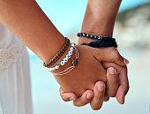 2 つの手、一つの心