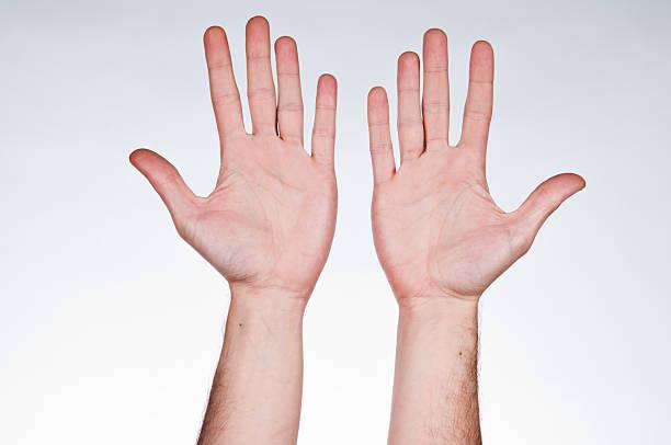 deux mains - gaucher photos et images de collection