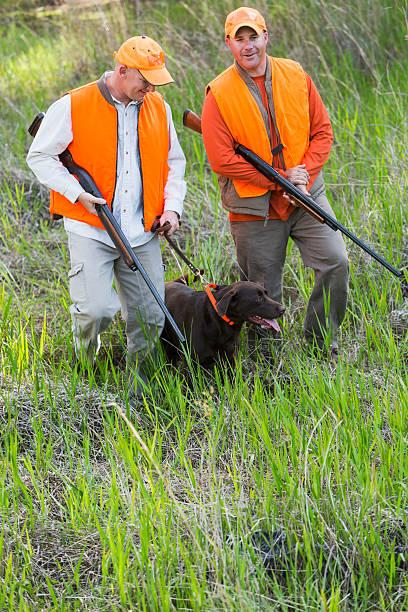 Two hunters with labrador retriever picture id487422814?b=1&k=6&m=487422814&s=612x612&w=0&h=romjupq4a 1odxxl2khfqjx7 6bzahvti7kair5cosc=