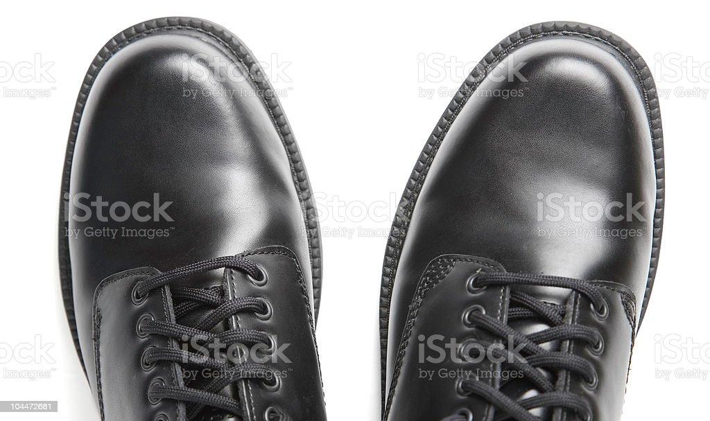 Two Left Feet stock photo