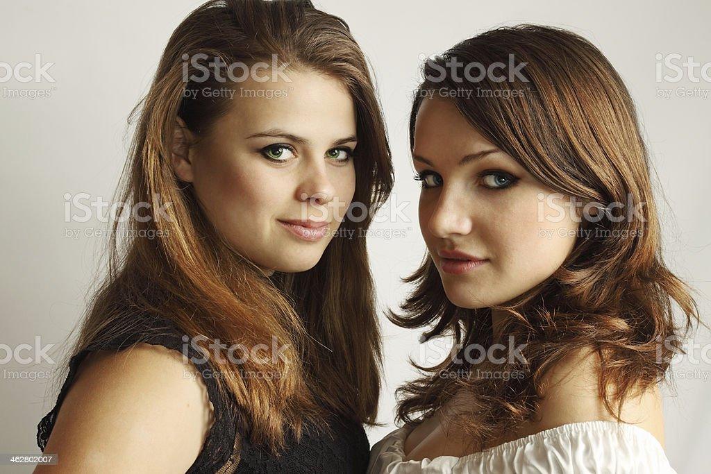 Две Девочки Лесби