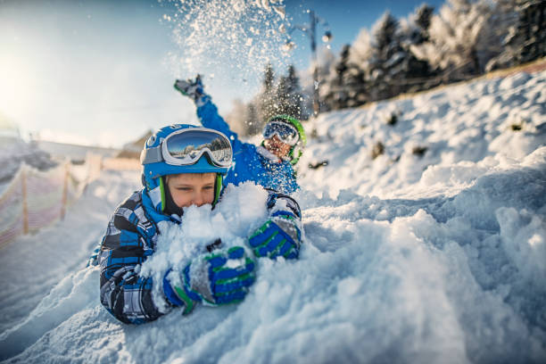 Two little boys in ski outfits playing in fresh snow picture id846766834?b=1&k=6&m=846766834&s=612x612&w=0&h=pk0zkix5 tbosw5k7ij64xkflvt7r1nfqfffj0mffoc=