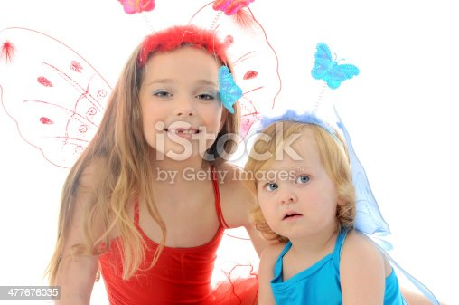 466300721 istock photo Two little dancers 477676035