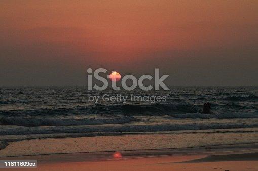 La playa de El Palmar perteneciente a Vejer de la Frontera en la provincia de Cádiz. Andalucía. España