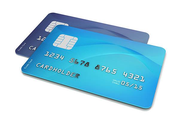 Kreditkarten – Foto