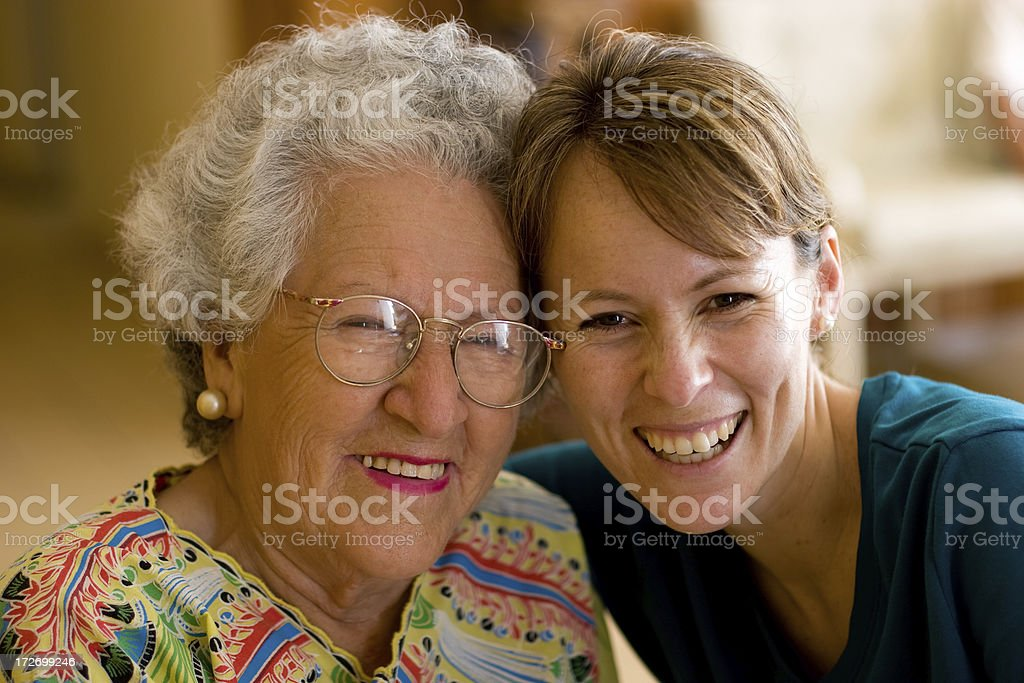 Two of Kind royalty-free stock photo