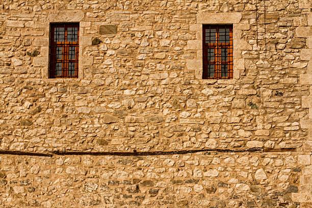 two old  windows - byakkaya stok fotoğraflar ve resimler