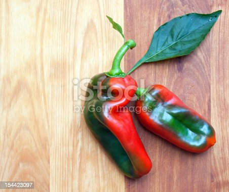 istock Two Peppers 154423097