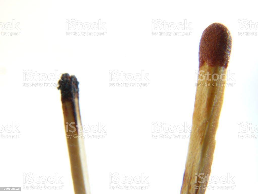 Two phosphor stock photo