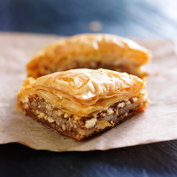 baklava process paper Learn how to make this delicious baklava ( baghlava) baking baklava is really a process of assembling the with parchment paper and heavy duty aluminum.