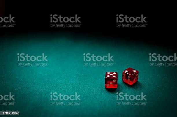 Two red dice on a card table picture id178631962?b=1&k=6&m=178631962&s=612x612&h=r87aejzpelxbu6qnm9s2wr9evsw07wqauemvvnczvfc=
