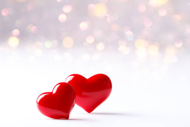 Zwei Rote Herzen  – Foto