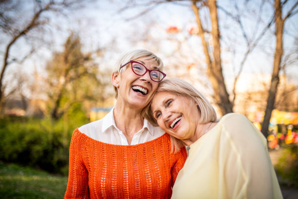 Two senior women laughing at the park picture id1159372318?b=1&k=6&m=1159372318&s=612x612&w=0&h=6 lr9gcvx4p ntago9nlx9lvubnqozk4bros1gxknmm=