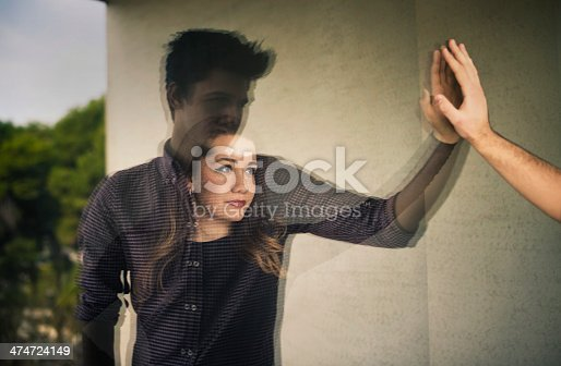 91482522 istock photo Two Sides of Every Story 474724149
