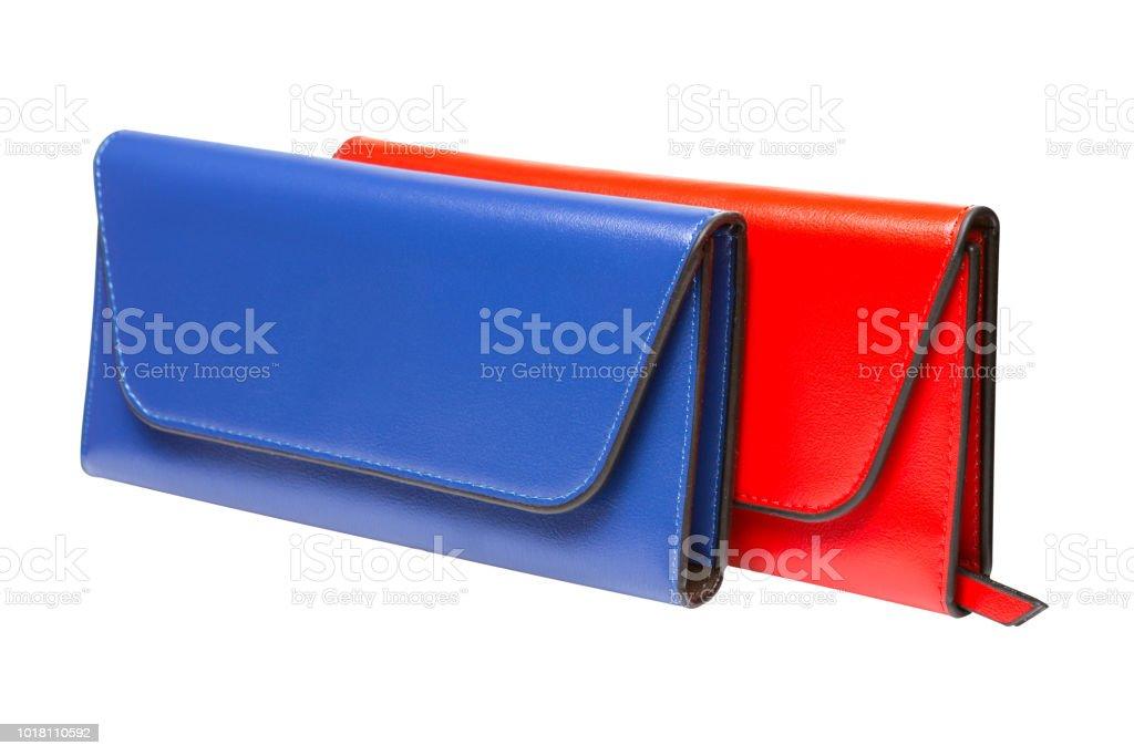 Oder Weibliche Kleine Und Geldbörsen Zwei Blau Taschen JlKcTF1