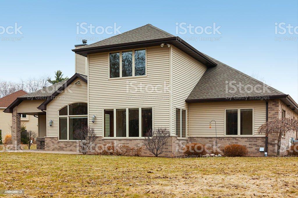 Vinyl house siding home design plan for Vinyl siding house plans
