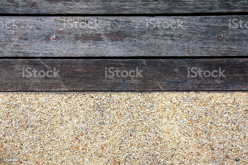 Two tone floor royalty-free stock photo
