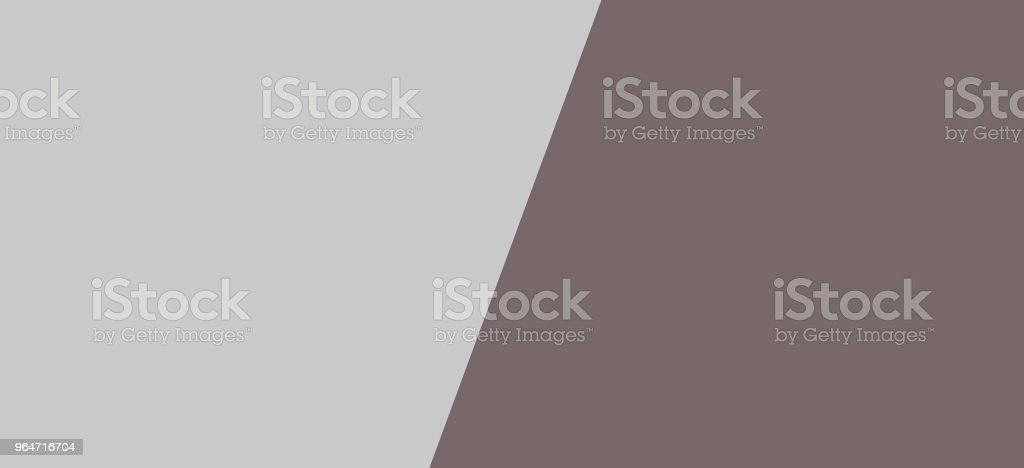 Two tone of grey paper banner background royalty-free stock photo