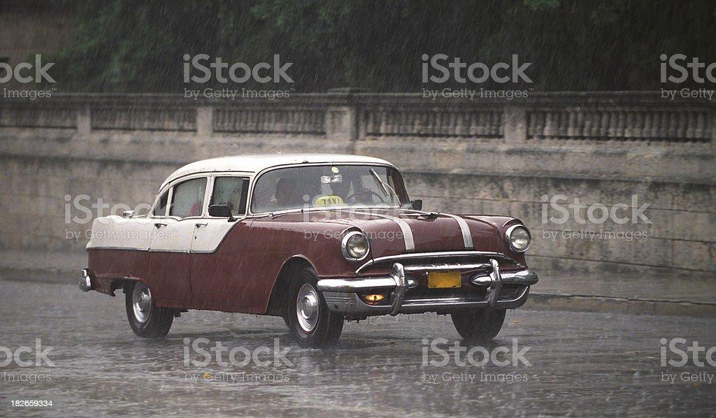 Two tone ride,Havana royalty-free stock photo