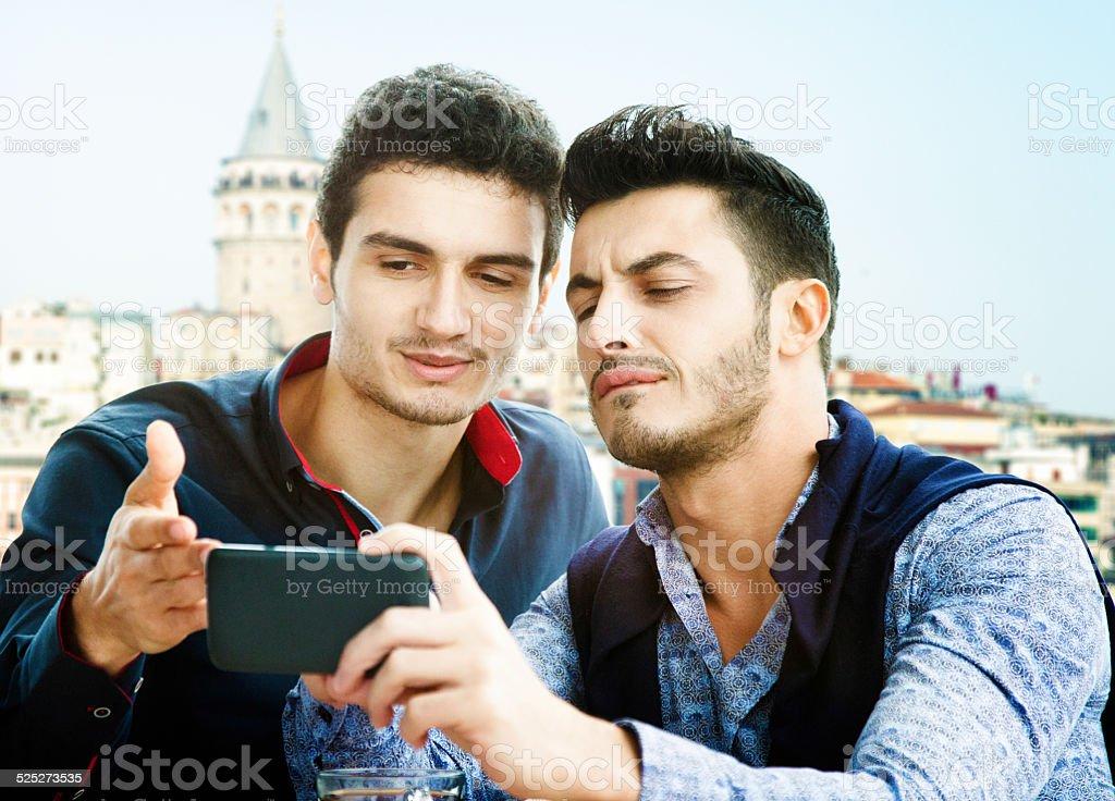 Ältere männer flirten