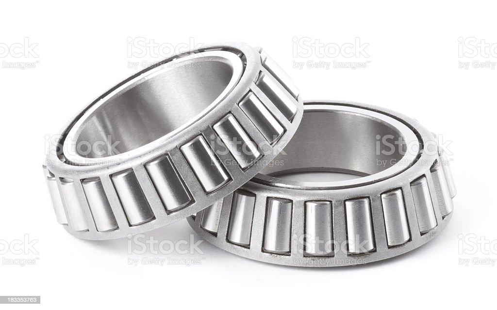 Two Wheel Bearings stock photo