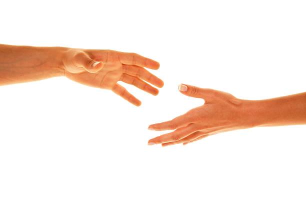Hände Greifen – Foto