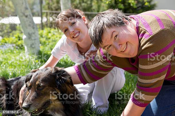 Two women and a half breed dog picture id470618414?b=1&k=6&m=470618414&s=612x612&h= p2f0fzlpuxsfbxh6qkd5gex7q51ysumcjouwiljp2a=