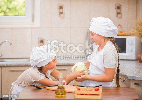 488109116istockphoto two women chefs 493303746
