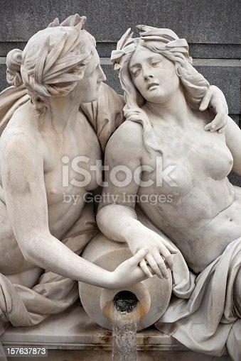 istock Two Women Embracing 157637873