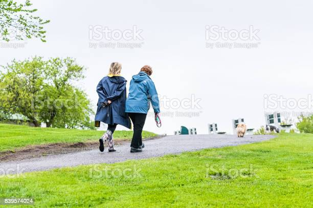 Two women walking on trail path street in plaines dabraham in morning picture id839574024?b=1&k=6&m=839574024&s=612x612&h=l yb6lpkmu4hhkvj09crb4voe2vw4ttgvvqaa0setzk=