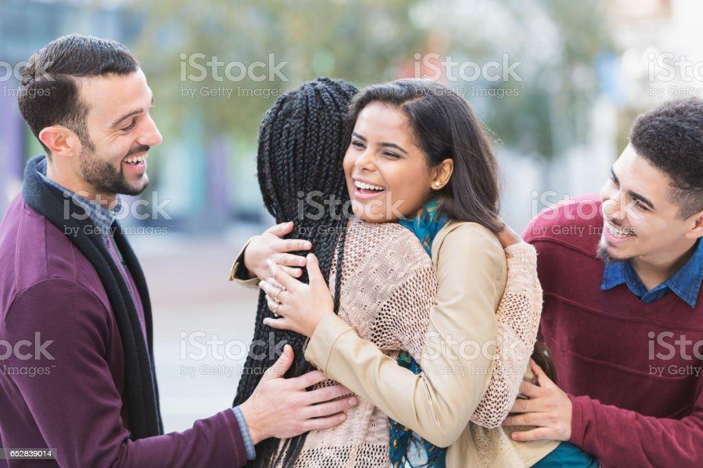 Afrikanischer Dating-Dienst