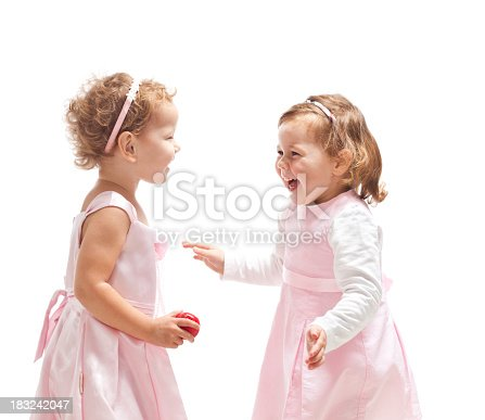 istock Two young ladies 183242047