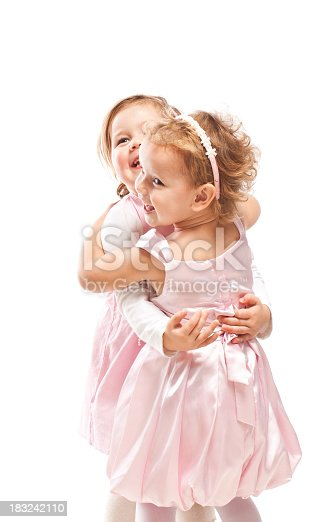 istock Two young ladies 183242110