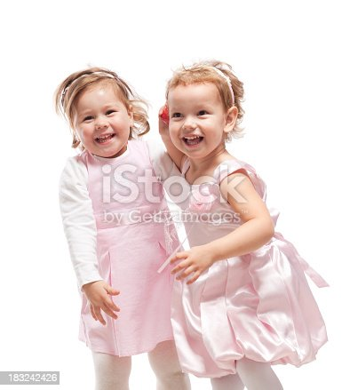 istock Two young ladies 183242426