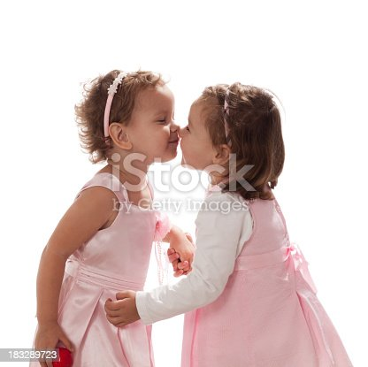 istock Two young ladies 183289723