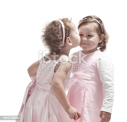 istock Two young ladies 184318930