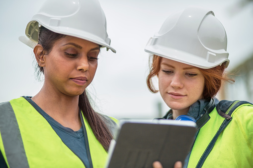 Women in industry, diversity, engineering, construction, technology