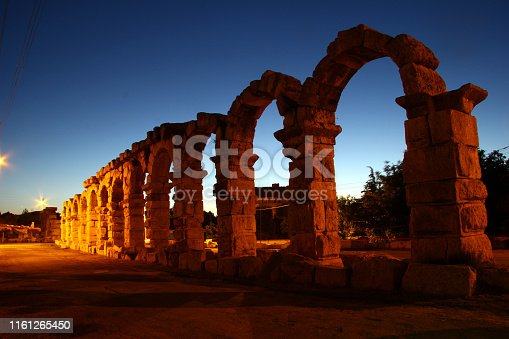 Turkey - Middle East, Asia, City, Ancient, Aqueduct of Tyana