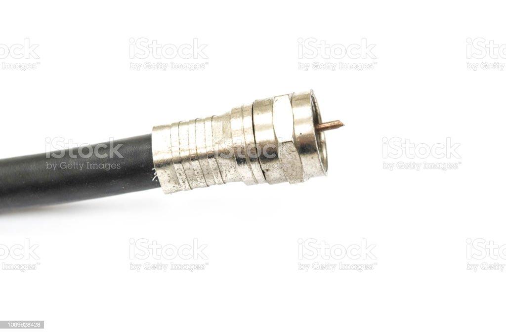 F-Typ-Stecker-adapter – Foto