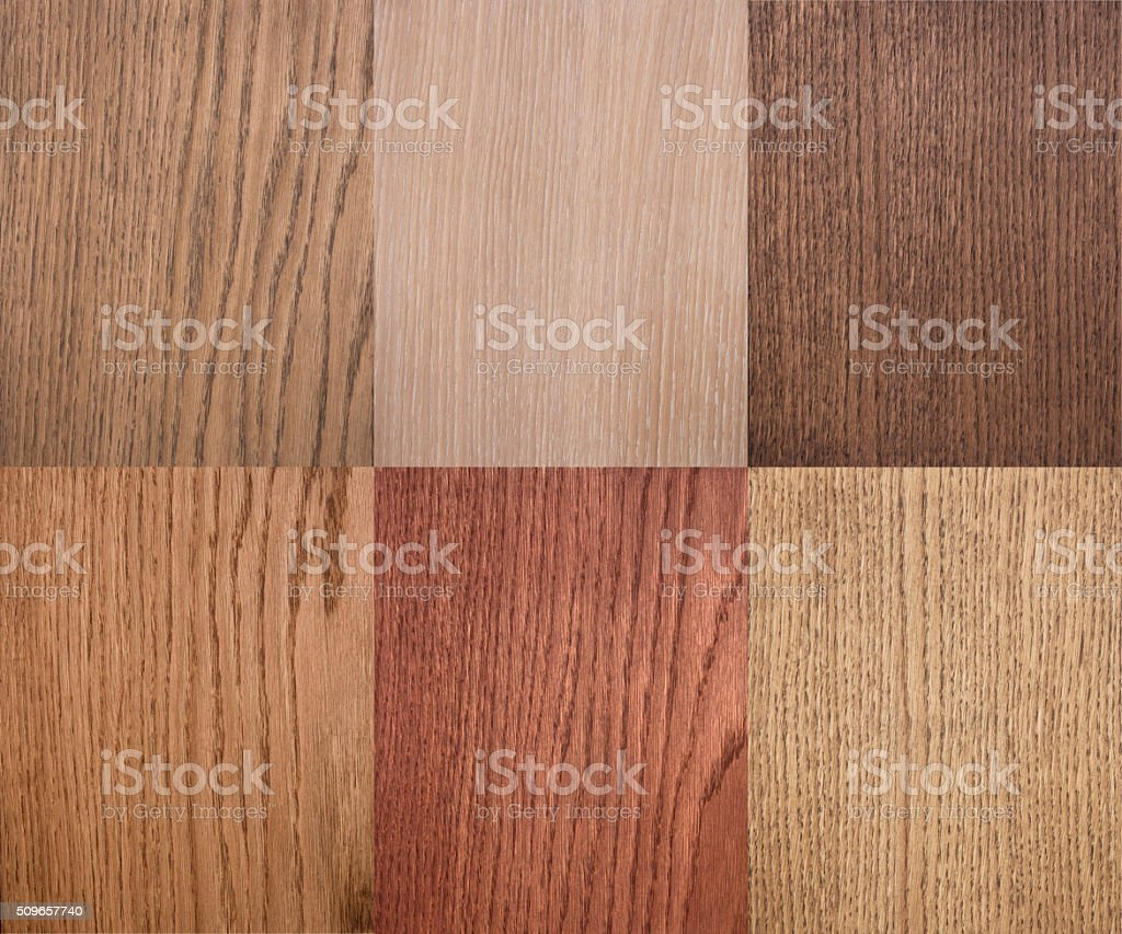 Types of wood texture stock photo